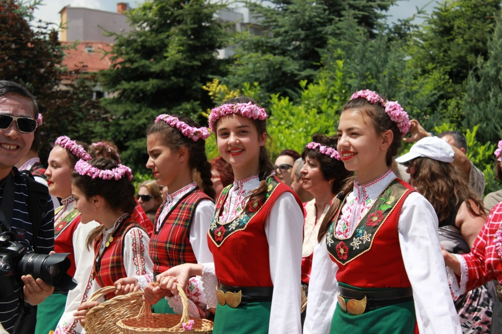 Фестивал на розата